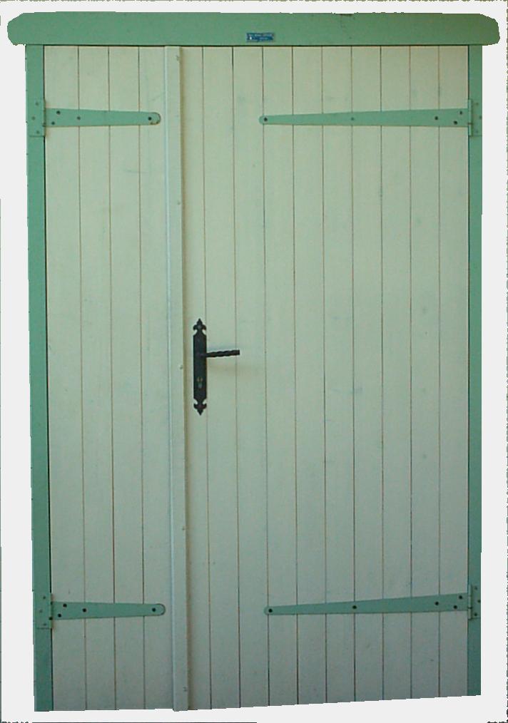 Composition des abris de jardin mod les de base for Porte 120 cm de large