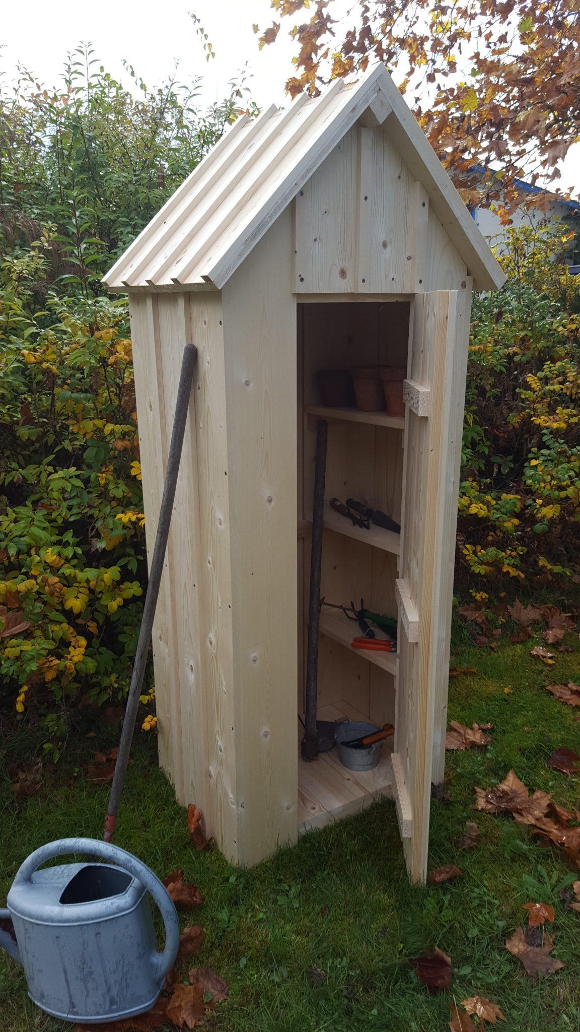 Armoire de jardin en bois de qualité - Robert Léglise 33